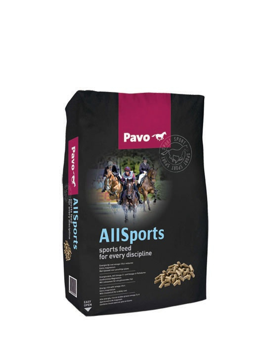 Pavo All-Sports 20 kg Sackabbildung