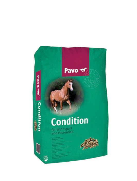 Pavo Condition 20 kg Sackabbildung