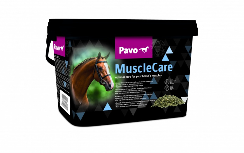 Pavo MuscleCare Eimer